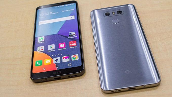 Tại sao nên sử dụng dịch vụthay chân sạc LG G6tại Androidgiare.vn