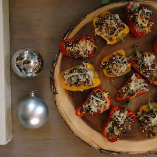 Stuffed Mini Peppers With Ground Beef Recipes.