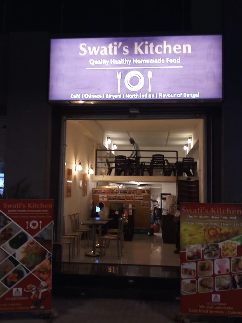 Swati's Kitchen menu 1