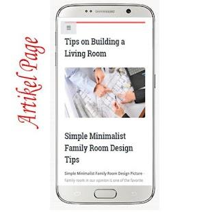 Tips & Desaign Living Room - náhled