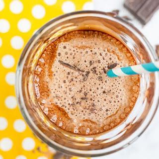 Skinny Chocolate Protein Milkshake.