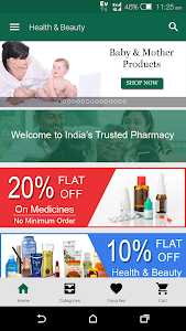 YScart -Trusted Pharmacy India screenshot 0