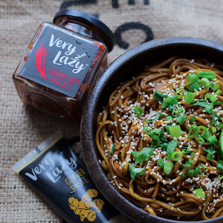 Honey and Soy Noodles – Ready in 10 minutes!.