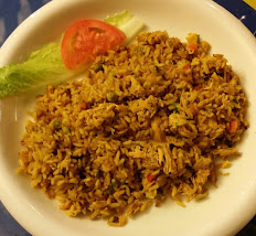 Arroz con Pollo / Spanish Style Chicken and Rice