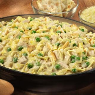 The Classic Tuna Noodle Casserole.