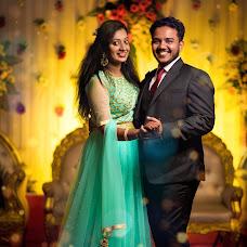Wedding photographer Sarath Santhan (evokeframes). Photo of 09.02.2019