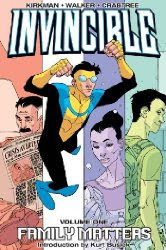 Invincible, Vol. 1: Family Matters