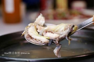 新環港海鮮餐廳 河豚料理
