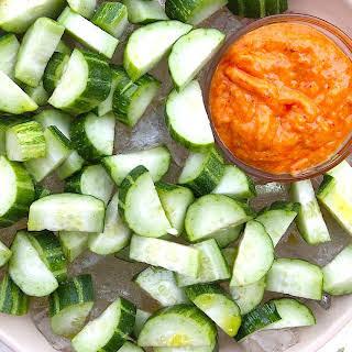 Kimchi-Miso Dip.