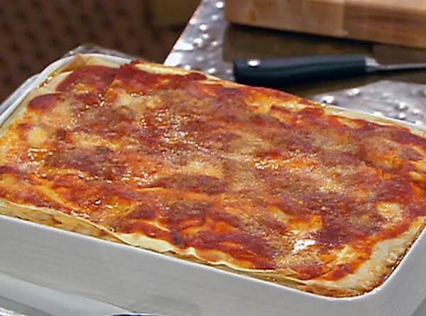 Debbie's Lasagna