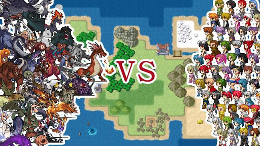 Unlimited Skills Hero - Single Strategy RPG  captures d'u00e9cran 1