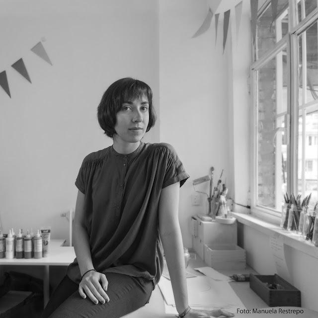 Ana Pez es la autora de las ilustraciones.