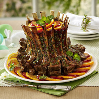 Crown Lamb Roast.