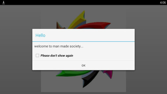 Man Made Chatroom for PC-Windows 7,8,10 and Mac apk screenshot 1