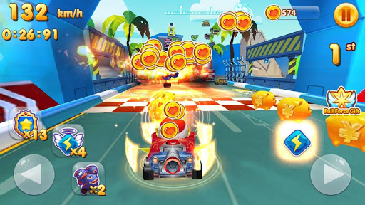 Télécharger Toons Star Racers apk mod screenshots 4