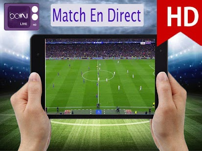 match en direct hd - Android Apps on Google Play