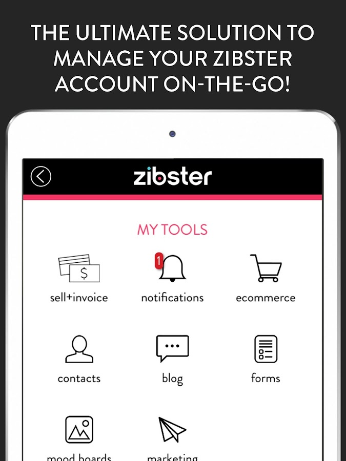 ZibsterToGo- screenshot