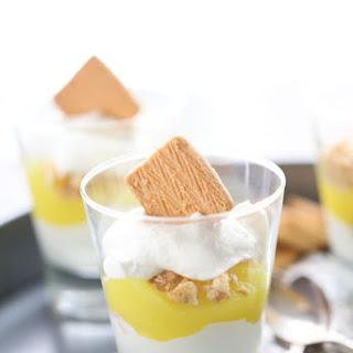 White Chocolate & Lemon Parfait