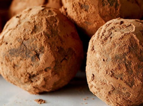 Fruitcake Truffles Recipe