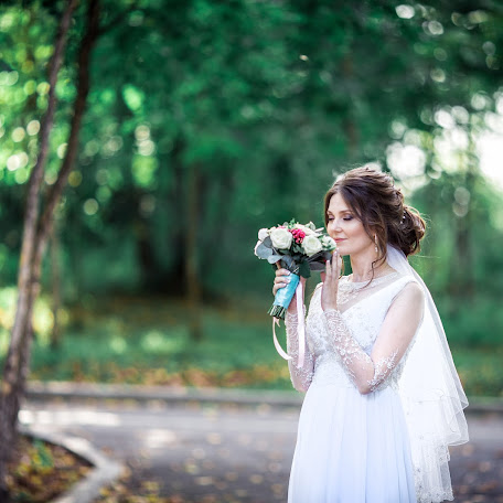Wedding photographer Kseniya Belonosova (Belonosova). Photo of 06.11.2017