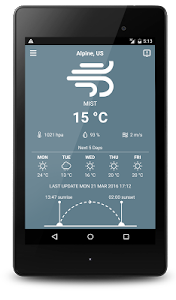 Quick Weather Free Weather App screenshot 19