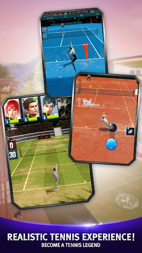 Tennis Slam: Global Duel Arena 2.3.984 screenshots 5
