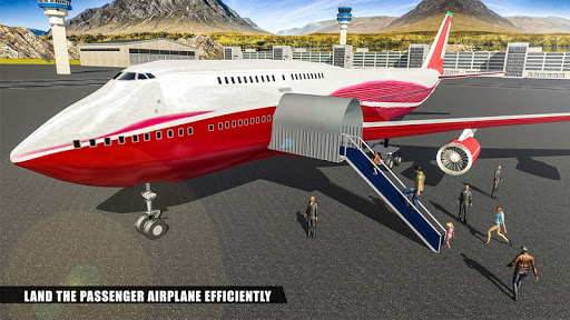 Airplane Landing Simulator 2018 - Airplane Pilot 1.2 screenshots 4