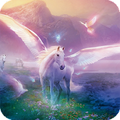 Unicorn Pack 2 Live Wallpaper