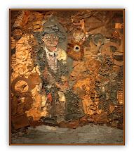 Photo: Antonio Berni Juanito Laguna, el niño del Bajo de Flores 1961. 125,3 × 103,5 cm. Colección de Firoz y Najma Lalji, Seattle, EE.UU. Expo: Antonio Berni. Juanito y Ramona (MALBA 2014-2015)