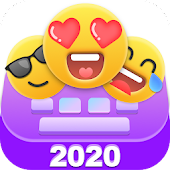 iMore Emoji Keyboard - Cool Font, Gif & 3D Themes Icon