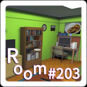 脱出ゲーム Room#203