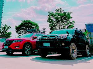 エクストレイル T32  4WD  20XI  2018年式のカスタム事例画像 じゅにあさんの2020年08月04日13:43の投稿