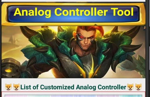 Analog Controller Tool 18.1 screenshots 1