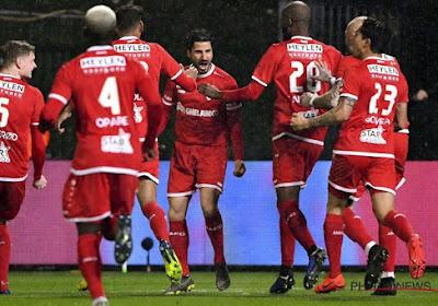 PO1 : l'Antwerp s'impose et ... dépasse provisoirement le Standard