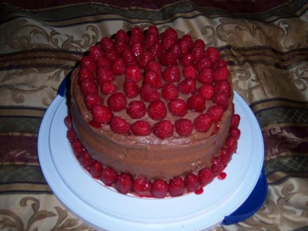Apricot Cream Cake With Mascarpone Frosting Recipe