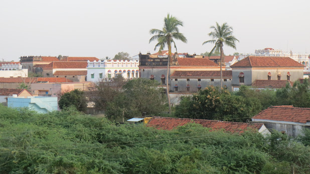 Chettinad Skyline