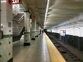 Photo: Second subway running under another which is underground