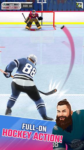 Puzzle Hockey - Official NHLPA Match 3 RPG 2.34.0 screenshots 1