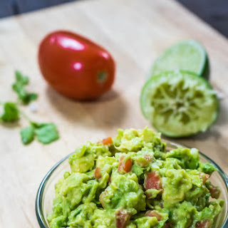 The Best Fresh Guacamole