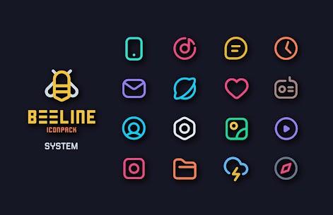BeeLine Icon Pack 1