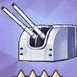 120mm連装砲T3