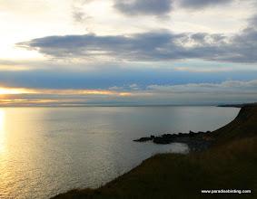 Photo: San Juan Island sunset