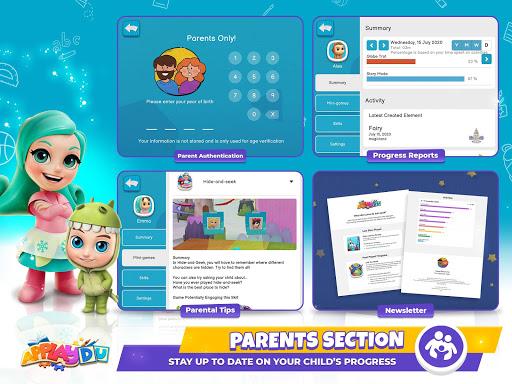 Applaydu - Official Kids Game by Kinder screenshots 14