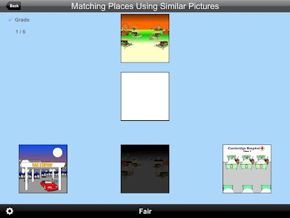 Matching Places U Sim Pic Lite- screenshot thumbnail
