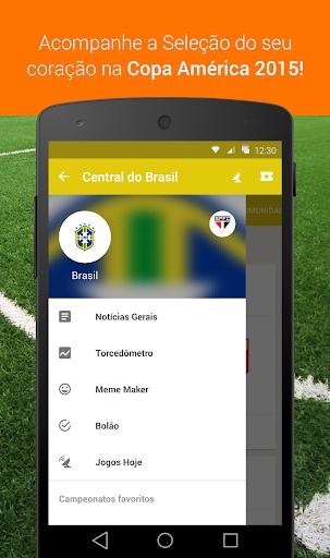 Brasileirão 2015 - Stadium
