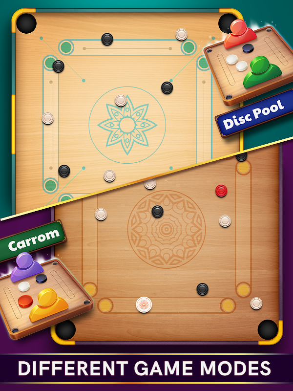 Carrom Pool screenshots
