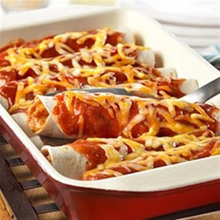 Easy Chicken Enchiladas from Campbell's Kitchen