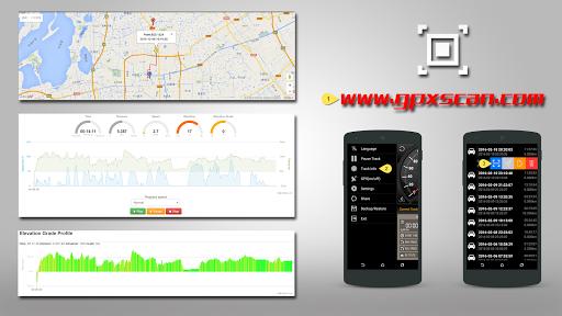 Speedometer GPS screenshot 8