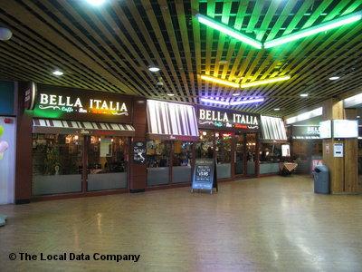 Bella Italia On Colorado Way Restaurant Italian In