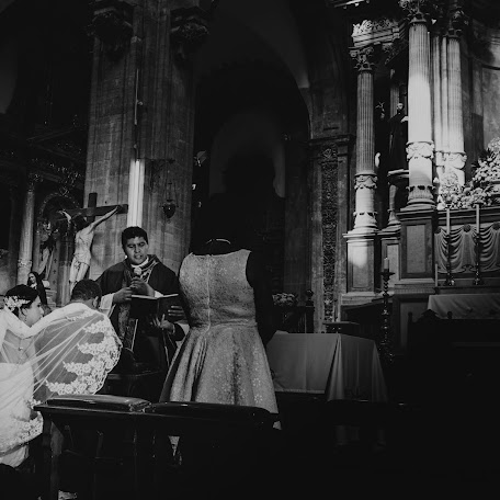 Fotógrafo de bodas Alma Romero (almaromero). Foto del 16.02.2018